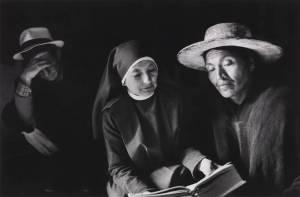 Läsande nunna, Ecuador
