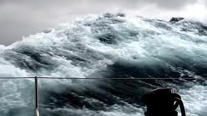 atlanten i storm a