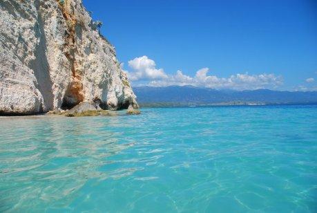 Hispaniola 21 Azua vatten