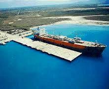Hispaniola Azua hamnläge