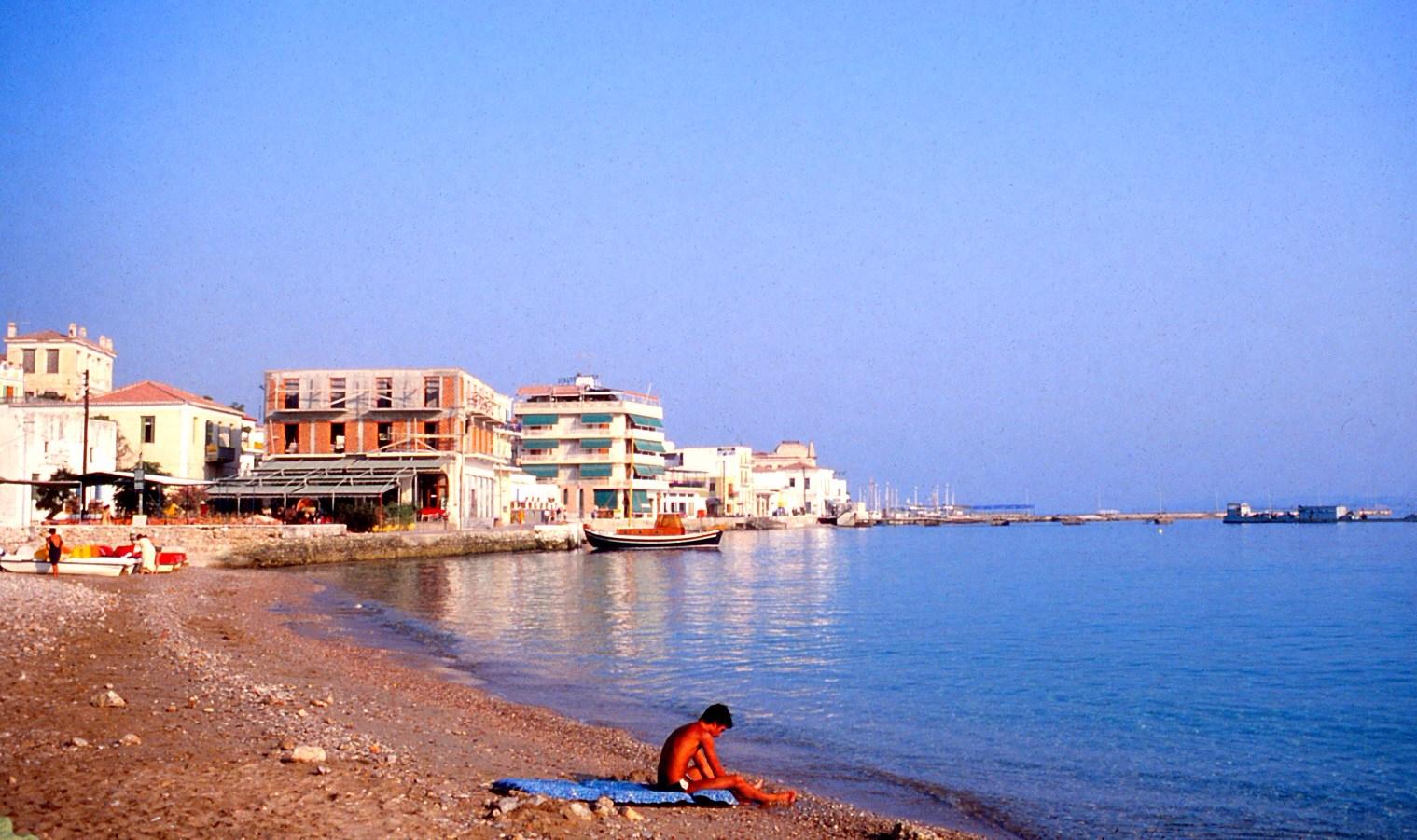 Grekland 79. 50 b. Spetses
